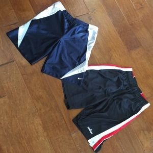 Other - Boys 2 pairs Small 8 Nike Spalding Athletic Shorts